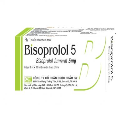 Bisoprolol 5